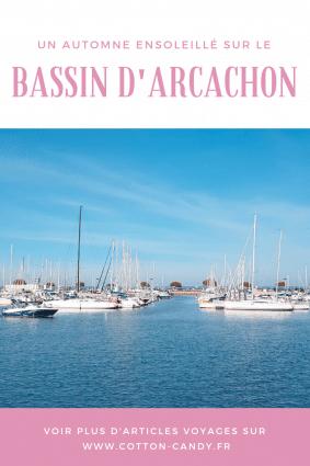 Bassin d'Arcachon - pinterest cotton candy blog lifestyle