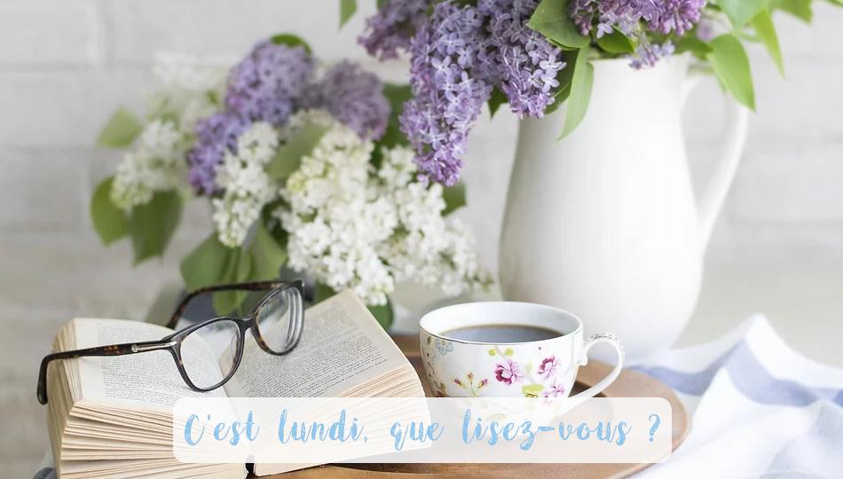 C'est lundi, que lisez-vous ? - COTTON CANDY blog lifestyle lecture et maternité