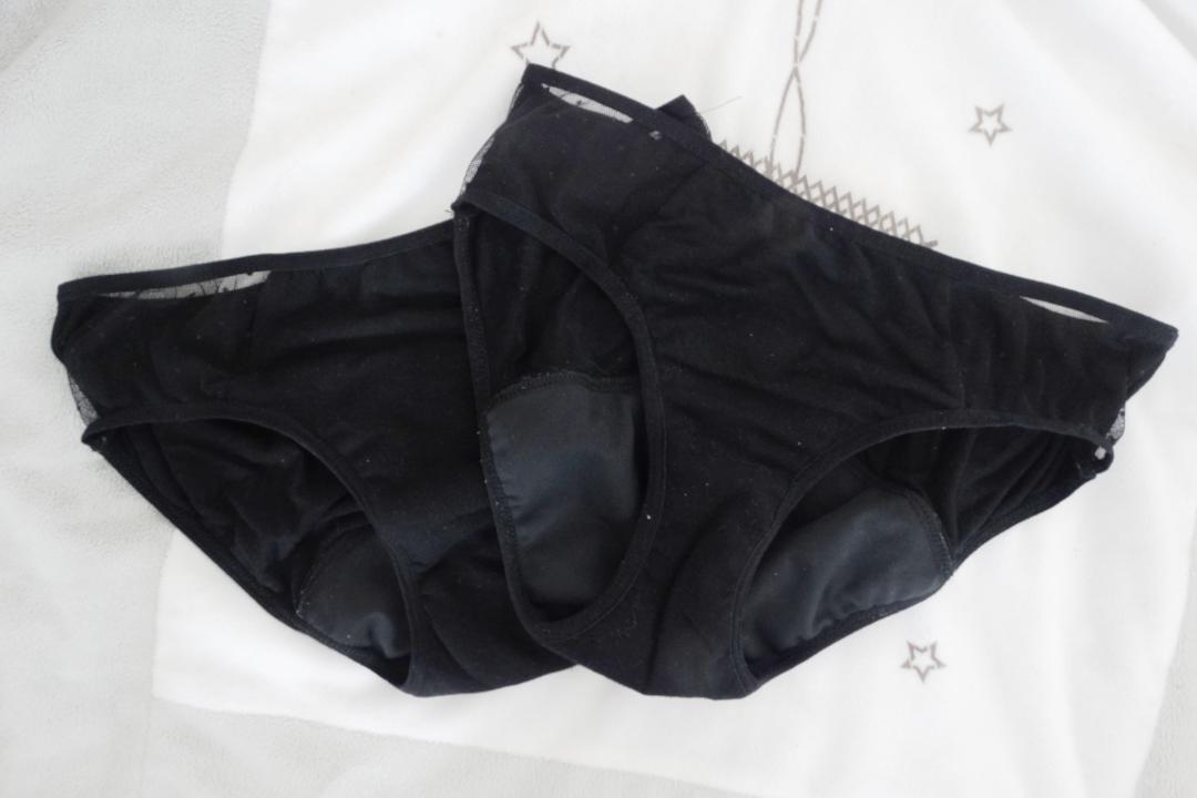 Culotte menstruelle So-Cup Sokona - COTTON CANDY blog lifestyle lecture et maternité